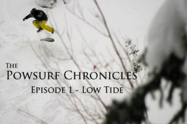 The Powsurf Chronicles Episode 1 - Low Tide
