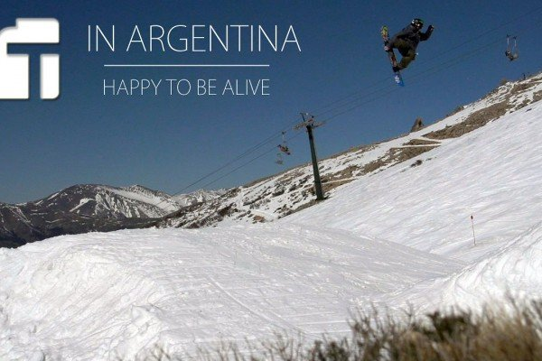Happy To Be Alive - Danny Toumarkine